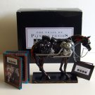 Trail of Painted Ponies MOTORCYCLE MUSTANG #1450 3E/4,898 - RETIRED