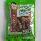 NINEJOM Sweet Tamarind With Apricot Powder 90g. Hygienic and delicious Thai fruit snack