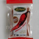 """Raitip""EXTRA Hot Premium Ground Chilli 100g.Thai food seasoning/spices100% natural"