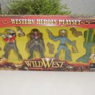 Chap Mei - Wild West - Western Heroes Playset 1