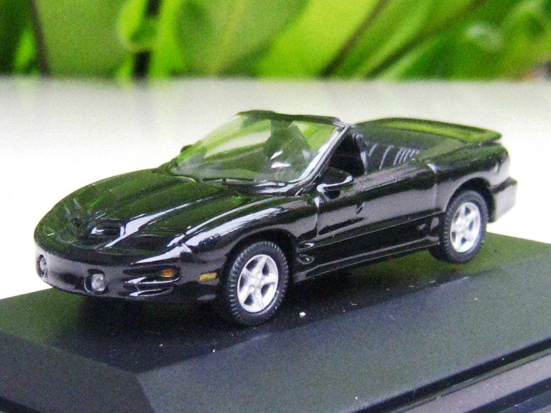 High Speed 1/87 Pontiac Firebird BLACK
