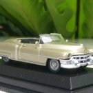 High Speed 1/87 Cadillac Eldorado 1953 GOLD