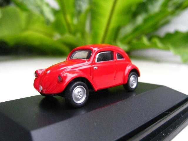 High Speed 1/87 Diecast Model Car Volkswagen VW 30 1937 RED Classic Car