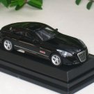 High Speed 1/87 Diecast Model Car Maybach Exelero Concept car