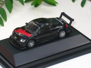 High Speed 1/87 Diecast Model Car Abt Audi TT-R  Schuco Spielwarenmesse 2004
