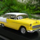 High Speed 1/87 Chevy Bel Air 1955 YELLOW
