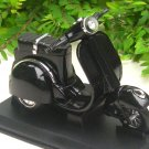 Table Lighter Motorcycle Bike Vespa Style BLACK