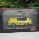 High Speed 1/43 Diecast  Model Car Porsche 356A Carrera Speedster 1955 #23 Classic Car