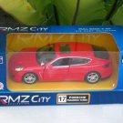 "RMZ (5"") Die cast Model #17 PORSCHE PANAMERA TURBO  (Red)"