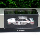 Kyosho 1/43 Diecast Car Model Nissan Skyline 2000 GT-R #16