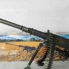 Table Lighter M2 Heavy Machine Gun Shape Jet Flame Gas Lighter