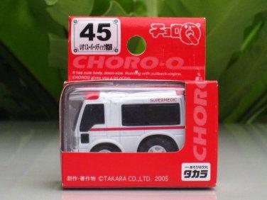 Takara Choro-Q #45 Ambulance