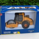 KDW 1/50 Diecast Construction Vehicle Road Compactor - Single Drum Roller
