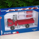 KDW 1/50 Diecast Construction Vehicle Atego With Crane RED