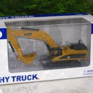 HY Truck 1/50 Crawler Excavator Construction Vehicle Diecast