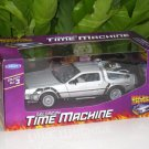 Welly 1/24 Delorean Time Machine Back To The Future I