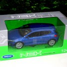 Welly  1/24 Diecast Car Model VW Volkswagen Scirocco BLUE