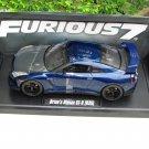 Jada Fast & Furious Series - 1/18 Nissan GT-R (R35) Brian's