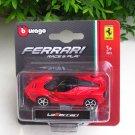 Bburago 1/64 Diecast Car Model Ferrari La Ferrari 8cm