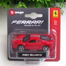 Bburago 1/64 Diecast Car Model Ferrari 430 Scuderia Mini car