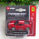 Bburago 1/64 Diecast Car Model Ferrari Challenge Stradale Mini car