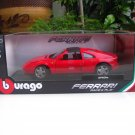 Bburago 1/18 Diecast Car Model Ferrari 348ts Red