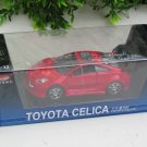 MZ 1/32 Diecast Car Model Toyota Celica with Sound & Light RED