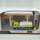 RMZ City 1/64 Plastic Petrol Station Playset SHELL & Diecast Shell Truck