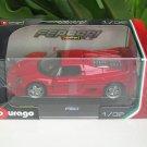 Bburago 1/32 Die cast Model Car Ferrari F50 Red