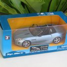 "Top Mark 1-35( 5"") Diecast  Model Car Jaguar F Type 2014 ( BLUE)"