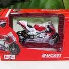 Maisto 1/18 MOTO GP 2015 Ducati Desmosedici #04 Andrea Dovizioso