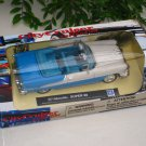 New Ray 1/43 Diecast model car Oldsmobile Super 88  (1955) BLUE