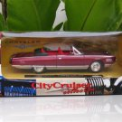 New Ray 1/43  Diecast model car    Chrysler Turbine Car 1964  RED