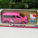 Sanrio Hello Kitty MPV Multi-purpose Vehicle HK-331 (13cm)