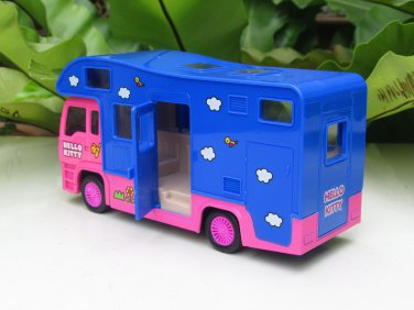 Sanrio Hello Kitty  Motorhome  Box Van  Pink(15cm)