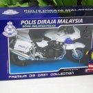 Royal Malaysia Police Series - 1/12 Diecast Police Motorcycle Honda CB1300P Polis PDRM