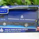 Royal Malaysia Police Series -1-64  Diecast Model Car  Polis MAN  Truck PDRM #109