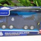 Royal Malaysia Police Series - 1-64 Diecast  Model Car  MAN Towing Truck (Kembalik) PDRM #129