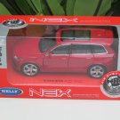 Welly 1/34-1/39 Die cast Car Volvo XC 90 2015 RED(11cm)