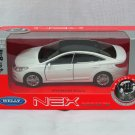 Welly 1/34-1/39 Die cast Car Hyundai Azera White(11cm)
