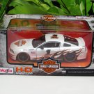 Maisto 1/24 Harley Davidson Ford Mustang GT (2006) #1 Pearl White