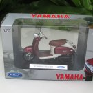 "Welly 1/18 Diecast Motorcycle 99"" Yamaha VINO YJ50R"
