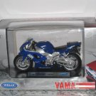 Welly 1/18 Diecast Motorcycle Yamaha YZF R1 (1999)