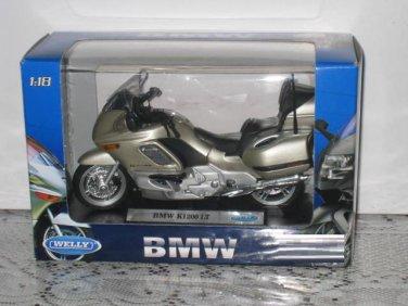 Welly 1/18 Diecast Motorcycle BMW K1200 LT