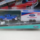 Maisto Design 1-64 Tow & Go 2004 Ford F-150 Ford Performance Car with Trailer