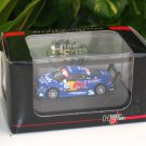 High Speed 1/87 Diecast Model Car ABT- Audi TT-R #9  DTM PlayStation 2 (5cm)