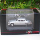 High Speed 1/87 Diecast Model Car JAGUAR MARK II 1960 (Silver) 5cm Classic Car