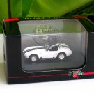 High Speed 1/87 Diecast Model Car  1969 Shelby Cobra 427 S/C (white) 4.5cm