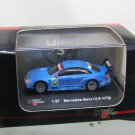 High Speed 1/87 Diecast Model Car  Mercedes-Benz CLK DTM 2003 (service 24h) # 24