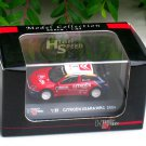 High Speed 1/87 Diecast Car Citroen Xsara WRC 2004 Rally Monte Carlo Winner #3